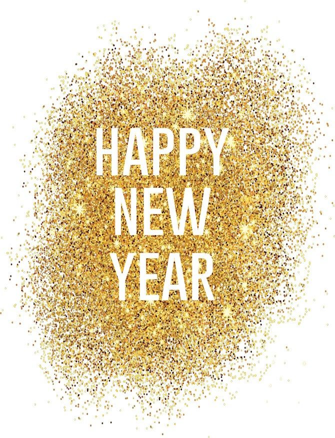 Happy New Year All You LovelyPeople!